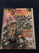 Savage Sword Of Conan 235 Final Issue Newsstand Edition Nm