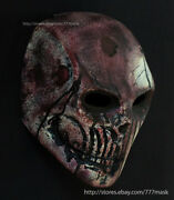Army Of Two Mask Full Face Airsoft Helmet Bb Gun Armor Costume Cosplay Suit Ma27