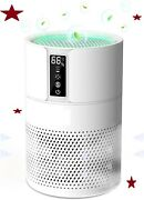 Hepa Air Purifier 270 Ft², True H13 Filter, Cadr 250 M³/h, 100ozone Free And More