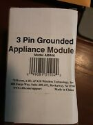 X10 Am466 3-pin Grounded Appliance Module Am466