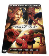 Spiderman 1 2 And 3 Trilogy Dvd Collection 3 Movies Free Shipping