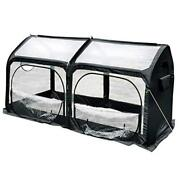 Mini Portable Greenhouse 98 X 49 X 53 Inches Pop Up Grow House For Outdoor And