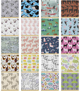 Ambesonne Butterfly Theme Microfiber Fabric By The Yard For Arts And Crafts