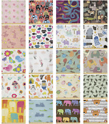 Ambesonne Animal Art Microfiber Fabric By The Yard For Arts And Crafts