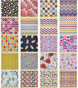 Ambesonne Colorful Element Microfiber Fabric By The Yard For Arts And Crafts