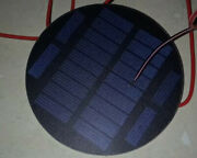 Polycrystal Silicon Standard Epoxy Battery Charger Module Power Mini Solar Cell