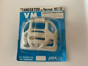 Nos New In Box Vintage Jofa 897-51 Hockey Mouth Guard Safe-guard 1970s Very Rare