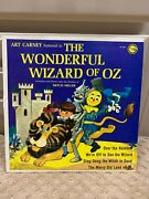 The Wonderful Wizard Of Oz Children's Lp By Golden Records Lp 153 High Fidelity