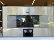 Barely Used Gaggenau Bm484710 Speed Oven Currently Not Operational