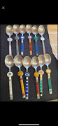 Vintage Spoon Of The Month Club