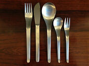 Cup Cutlery - Cup 22 - 30 Piece Cutlery Set For 6 Person Stainless Steel Matte
