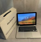 Apple Macbook Pro 13-inch Led-backlit Widescreen Notebook
