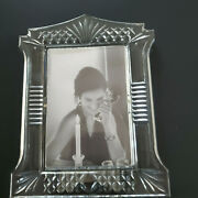 Waterford Crystal Picture Frame 4andrdquox6andrdquo Abbeville Free Shipping