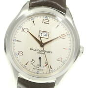 Baume And Mercier Clifton M0a10205 Big Date Power Reserve Automatic Menand039s_617238