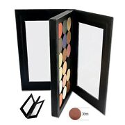 Empty Eyeshadow Palette Double Sided Magnetic Large Naked Makeup Refill Pans