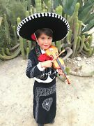Mariachi Suit For Girls/charro Suit For Girls /charro Birthday Suit Size 2t