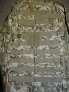 Sog Military Army Camouflage Backpack Lots Of Room