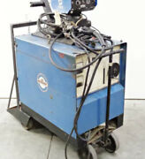 Miller Cp-300ts Dc Welding Machine W/ Millermatic S-52e Feeder And Ddsc Will Ship