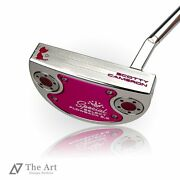 Scotty Cameron Custom Putter 2020 Special Select Flowback 5.5 Charm Cat Shine
