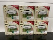 Kerr/ball Wide Mouth Mason 72 Lids Canning Ball Jar 6 Sealed Boxes Sure Tight