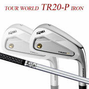 Special Order Honma Golf Tour World Tr20-p Iron Pieces Set 11 N.s. Pro 750gh