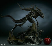 Ss 200333 Maquette Alien King Alien 30th Anniversary H20inch Collection Figures