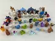Lot Of 50 Lego Friends Minifigures Animals / Pets / Dolphin / Dog / Dragon / +++