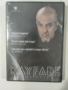 Brand New Sealed Kayfabe 4 Dvd Set By Max Maven And Luis De Matos Mentalism