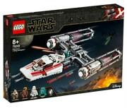 Lego® Star Wars The Rise Of Skywalker Resistance Y-wing Starfighter 75249