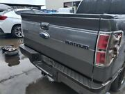 Tailgate Styleside Box Aluminum Trim 000 Cl3z19g490d Fits 09-14 Ford F150 Oem