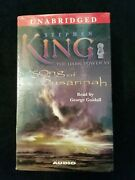New Stephen King Song Of Susannah The Dark Tower Vi Audiobook 10 Cassettes