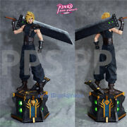 Pink Pink Studio Final Fantasy Vii Ff7 Cloud Strife Resin Statue 1/4 Scale Pps