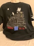 Berkshire New York Chicago And St. Louis Railroad Nickel Plate Road Train T-shirt