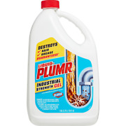 Liquid-plumr Industrial Strength Gel Drain Cleaner And Unclogger