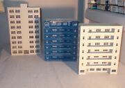 N Scale Train Office Or Downtown Building Lot For Your Layout