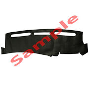 New Velour Dash Cover Mat Fits Ford Fiesta W/o Touch Screen 2014-2019 Usa Made