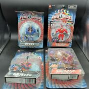 Power Rangers Turbo Divatoxandrsquos Subcraft Playset Red Ranger Rygog And Griller New