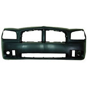 Fits 2006-2010 Dodge Charger Front Bumper Cover 101-00209b Oe