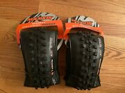 New 1 Pair - Maxxis Shorty 27.5 X 2.5 Tubeless Mtb Tires
