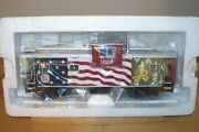 Mth Premier 20-91671 Kansas City Southern Extended Vision Caboose