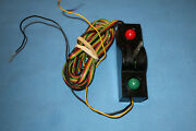 Scarce American Flyer Single Lever Illuminated Remote Control Switch Controller