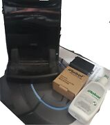 Irobot Scooba 450 W/ Drying/charging Stand, Solution, 2x Lighthouses, No Charger