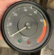 Triumph Tr6 Tr250 Tachometer Used Tested Quiet Smiths