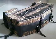 Adventure Products-zipperless Atv Front/rear Rack Bag W/coolers Camo 8h