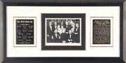 Lucille Lucy Ball - Autographed Signed Photograph Circa 1974 With Co-signers