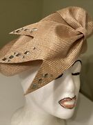 Stylish Jack Mcconnell Natural Straw Hat
