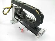 Slice Arms Assembly W/tolomatic 34100625 W/motor Mdrive 23 Used Tested