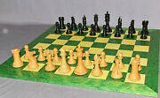 """69        House Of Staunton 4.4"""" Collector Series Chess Set"""