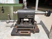 Weldon End Mill Sharpening Grinder Fixture Used Excellent Condition