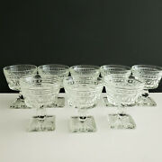 Lot Of 21 Colony Park Lane Clear Glasses Free Shipping